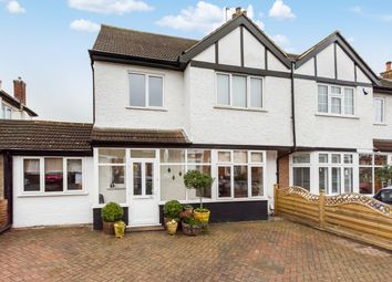 Thumbnail 5 bed semi-detached house for sale in Parkhill Road, Sidcup