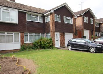 Thumbnail 4 bed semi-detached house for sale in Kingscote Hill, Crawley
