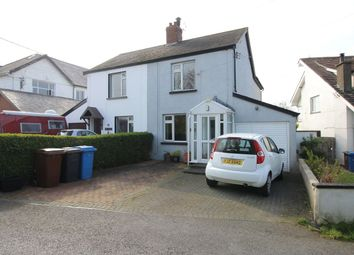 Thumbnail 2 bedroom semi-detached house for sale in Ballyvester Road, Donaghadee