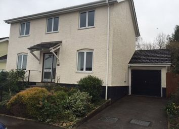 Thumbnail 4 bedroom detached house to rent in Govers Meadow, Colyton