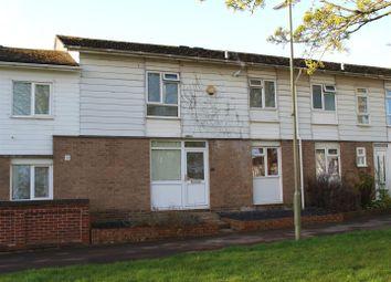 Thumbnail 3 bed terraced house for sale in Abbey Road, Popley, Basingstoke