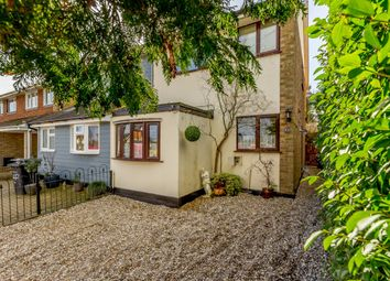 Thumbnail 3 bed semi-detached house for sale in Grasmere Avenue, Hockley, Essex