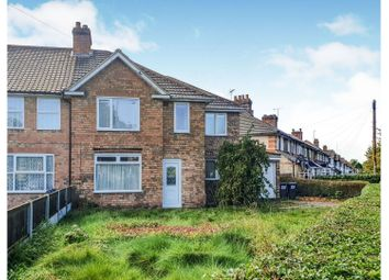 Thumbnail 4 bed semi-detached house for sale in Olton Boulevard East, Birmingham