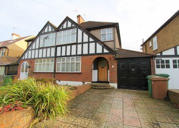 Thumbnail 4 bed semi-detached house for sale in Lakeside, Wallington
