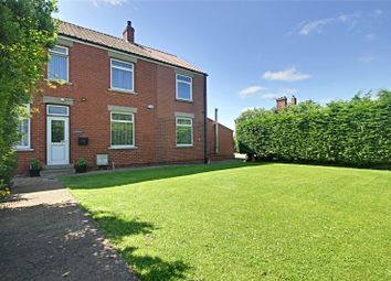 Thumbnail 5 bed detached house for sale in Hull Road, Keyingham, East Yorkshire
