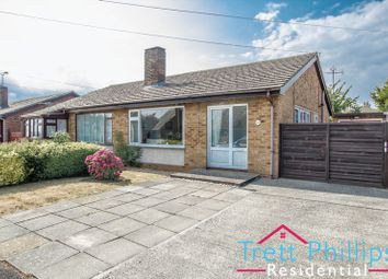 Thumbnail 2 bed semi-detached bungalow for sale in Rivermead, Stalham, Norwich