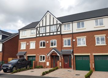 Thumbnail 5 bed town house to rent in Imperial Court, Nantwich