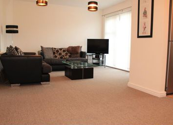 Thumbnail 2 bed flat to rent in Tatham Road, Llanishen, Cardiff