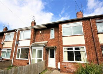 Thumbnail 2 bed terraced house to rent in Worcester Road, Hull