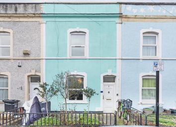 Thumbnail 2 bed terraced house for sale in Webb Street, Easton, Bristol