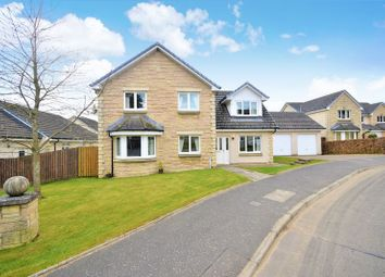 Thumbnail 5 bed detached house for sale in Balgeddie Park, Balgeddie, Glenrothes