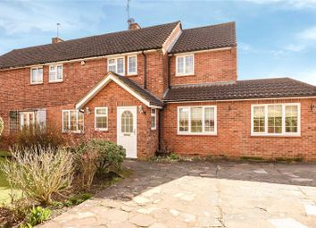 Thumbnail 5 bedroom semi-detached house for sale in Latimer Close, Pinner, Middlesex