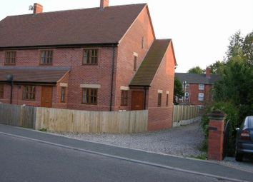 Thumbnail 3 bed terraced house to rent in King Street, Wellington, Telford
