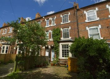 Thumbnail 3 bed town house for sale in Hedley Villas, New Basford, Nottingham