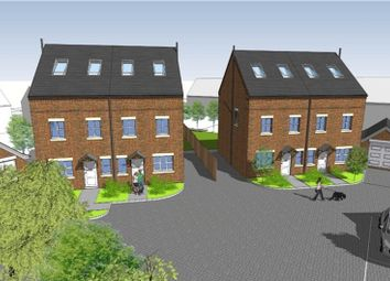 Thumbnail 4 bed semi-detached house for sale in Kipling Close, Worksop