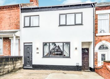Thumbnail 4 bed terraced house for sale in Mansfield Road, Heanor