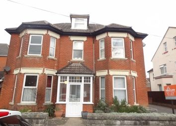 Thumbnail 1 bed flat to rent in 38 Hawkwood Road, Bournemouth