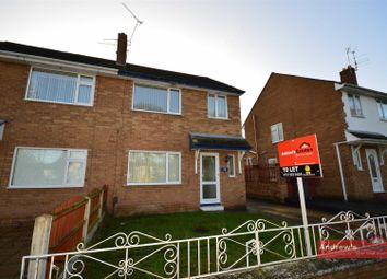 Thumbnail 3 bed property to rent in Salacre Crescent, Upton, Wirral