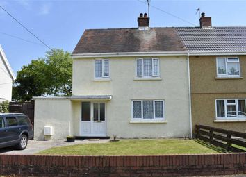 3 bed semi-detached house for sale in Argoed Crescent, Trimsaran, Kidwelly SA17