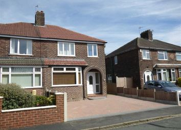 Thumbnail 3 bed semi-detached house for sale in Kenilworth Grove, Basford, Newcastle-Under-Lyme