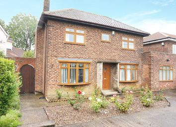 Thumbnail 3 bed detached house for sale in Woodlands Avenue, Wheatley Hill, Durham