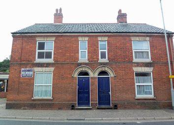 Thumbnail 1 bed flat to rent in Flat 2, 1 Cock Street, Wymondham