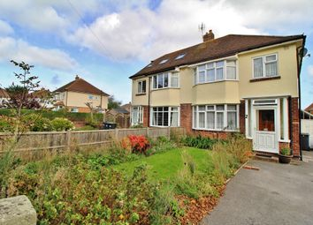 Thumbnail 3 bed semi-detached house for sale in Almond Close, Farlington, Portsmouth