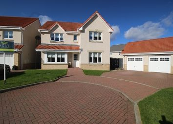 Thumbnail 4 bed detached house for sale in Campbell Christie Drive, Falkirk