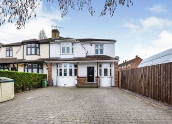 4 bed semi-detached house for sale in Stradbroke Grove, Ilford IG5