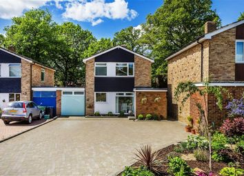 Thumbnail 3 bed link-detached house for sale in Hazelwood Road, Hurst Green, Surrey
