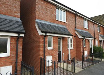 Thumbnail 2 bed end terrace house for sale in Ullswater, Carlton Colville, Lowestoft