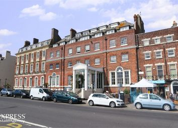 Thumbnail 2 bed flat for sale in 85 The Esplanade, Weymouth, Dorset