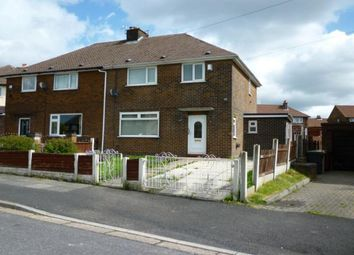 Thumbnail 3 bed semi-detached house for sale in Milton Crescent, Farnworth, Bolton