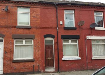 Thumbnail 2 bed terraced house to rent in Goodison Road, Liverpool