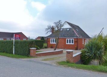 Thumbnail 3 bed bungalow for sale in Holmes Road, Frampton Fen, Boston