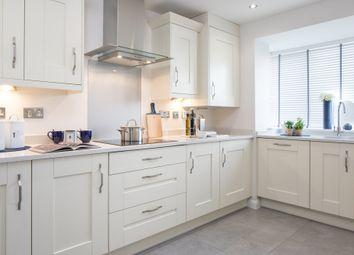 "Thumbnail 3 bedroom terraced house for sale in ""Borthwick"" at Prestongrange, Prestonpans"