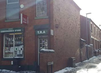 Thumbnail Retail premises for sale in Robinson Street, Chadderton, Oldham