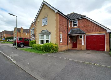 Thumbnail 4 bedroom detached house for sale in Warbler Drive, Lower Earley, Reading, Berkshire