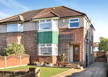 Thumbnail 3 bed semi-detached house for sale in Queens Walk, Ruislip, Middlesex