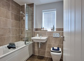 "Thumbnail 3 bed property for sale in ""The Poplar"" at Wren Drive, Finberry, Ashford"