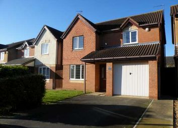 Thumbnail 3 bedroom detached house to rent in Houghton Avenue, Stanground, Peterborough