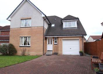Thumbnail 5 bed detached house for sale in Locher Place, Coatbridge
