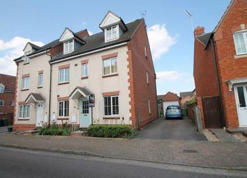 Thumbnail 5 bed semi-detached house for sale in Arlington Road, Walton Cardiff, Tewkesbury