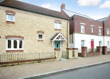 Thumbnail 3 bed semi-detached house to rent in Leaze Street, Wichelstowe, Swindon, Wiltshire
