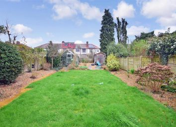 3 bed semi-detached house for sale in Chudleigh Crescent, Ilford, Essex IG3