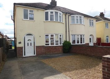 Thumbnail 3 bedroom property for sale in Southfields Drive, Stanground, Peterborough