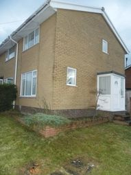 Thumbnail 2 bed semi-detached house to rent in Bryn Celyn, Colwyn Bay