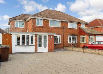 4 bed semi-detached house for sale in Wyckham Road, Castle Bromwich, Birmingham B36