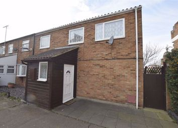 Thumbnail 3 bed end terrace house for sale in Partridge Green, Basildon, Essex