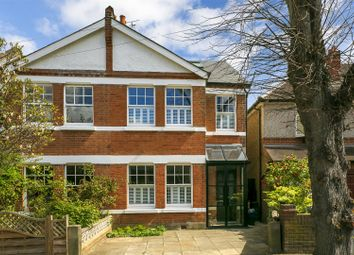 Thumbnail 4 bed semi-detached house for sale in Station Road, Teddington